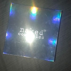 Naked cosmetics highlight palette!